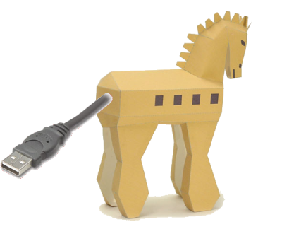 USB Trojan
