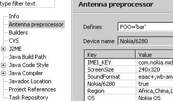 antenna preprocessor