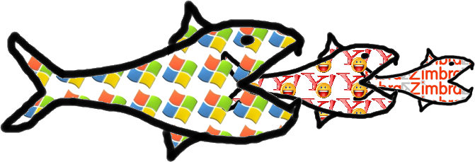 Microsoft - Yahoo - Zimbra